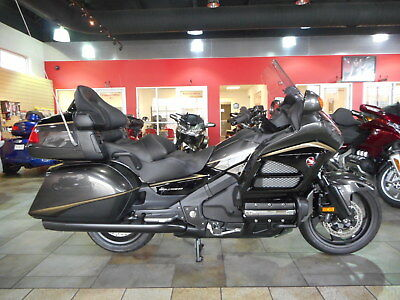 2016 Honda Gold Wing  NEW 2016 Honda GL1800 Gold Wing Two-Tone ***OUT THE DOOR PRICE