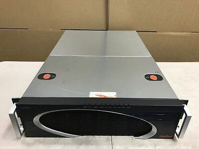 Riverbed Steelhead SHA-05050-L w/ 8x 250GB 4x 500GB HDD 18000 Connection and Lic