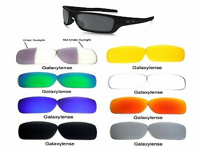 cc2bf50bf14 Galaxy Replacement Lenses For Oakley Turbine Sunglasses 7 Color SPECIAL  OFFER!