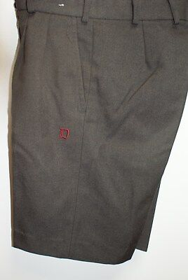 Doncaster Secondary Boys School Shorts Size 12/67 Good Cond