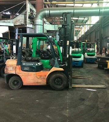 !!clearance!! Toyota Forklift Sale!! From Only $9,500+Gst!!