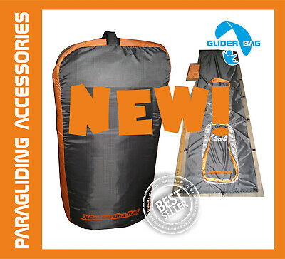 NEW Concertina Compress Bag - Weight 350g, PARAGLIDING BAG, New Design