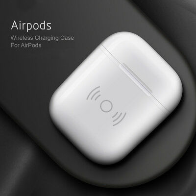 Wireless Charging Protective Case Box For Apple Air Pods AirPods Accessories RI1