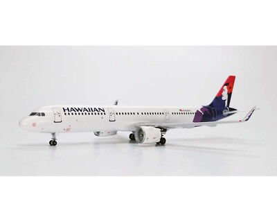 Aeroclassics ACN204HA Hawaiian Airlines A321neo N400HA Diecast 1/400 Jet Model