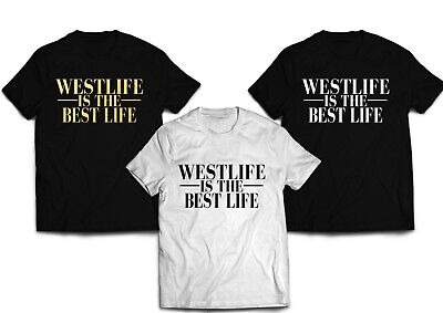 Westlife reunion T-shirt kids adults ladies Kian Shane 2018 UK seller free post