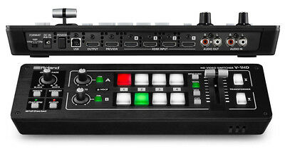 Roland V1HD HD Video Switcher - New! - Free US Ship*  prosounduniverse