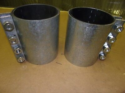 """Couplers, 6.00"""" Compression Couplings, Qty. 2"""