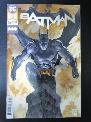 Batman #56 Foil Cover - December 2018 - DC Comic # 3F87