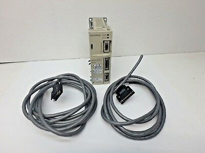 Yaskawa Electric SGDA-02AS Servo Pack SGDA02AS W/Cables