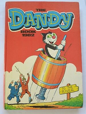 The Dandy Book 1982