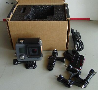 GoPro HERO+ LCD 8 MP Waterproof Action Camera Camcorder Wi-Fi Ready to Use