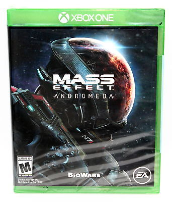 Xbox One - Mass Effect Andromeda