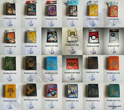 Pokemon Cards BRAND NEW ELITE TRAINER LIMITED EDITION (65) ULTRA PRO SLEEVES TCG