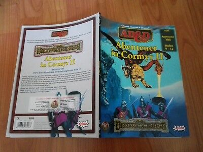Ad&d Vr6  Abenteuer In Cormyr Ii Ad&d Advanced Dungeons&dragons Sehr Gut