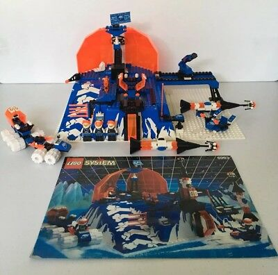 Lego Space Ice Planet Ice Station Odyssey 6983 100 Complete With