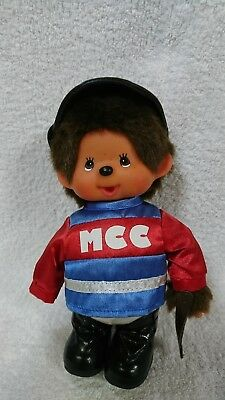 monchichi doll jocky japan JRA Collaboration planning rare in japan F/S モンチッチ