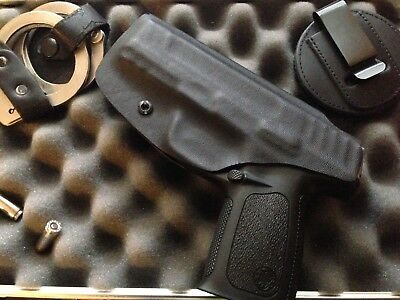 SMITH & WESSON SD9VE/SD40VE Full guard right handed IWB