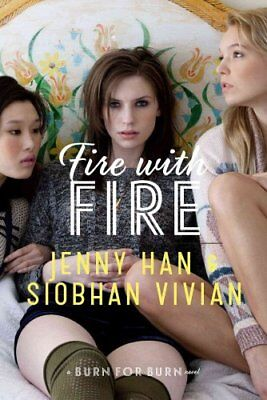 Fire with Fire by Jenny Han 9781442440784 (Hardback, 2013)
