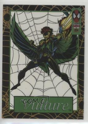 1994 Fleer Marvel Cards The Amazing Spider-Man Suspended Animation 8 Vulture 1z4