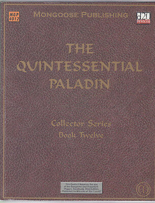 d20 System - The Quintessential Paladin (= Collector Series Book Twelve)