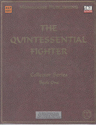 d20 System - The Quintessential Fighter (= Collector Series Book One)