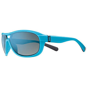 Nike Miler Lightweight Sports Running Sunglasses - Blue