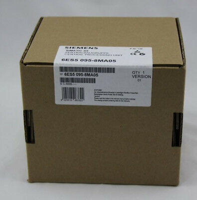 1 PC Siemens 6ES5 095-8MA05 6ES5095-8MA05 In Box New *PQT