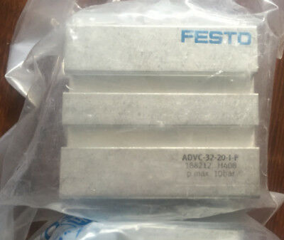 1PC New Festo ADVC-32-20-I-P 188212 Cylinder ADVC3220IP