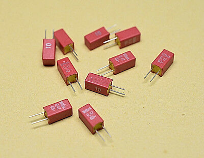 10x WIMA Capacitor MKS02 0.47µF 63V Pitch = 2.5mm