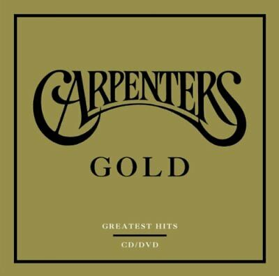 Carpenters / Gold: Greatest Hits (Best of) (CD & DVD) **NEW** Music CD