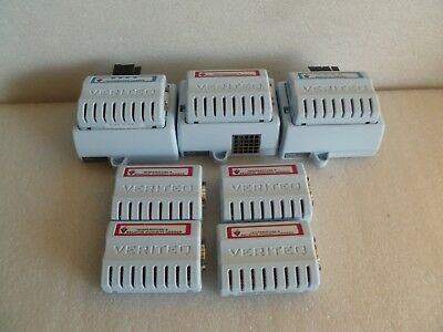 Mix Lot Vaisala Cdl-Vnet-P&lp Data Logger Temperature Data Veriteq