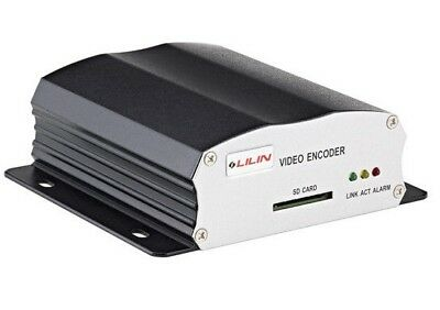 LILIN H.264 1CH Video Encoder Model: VS212 Real-Time Video Compression