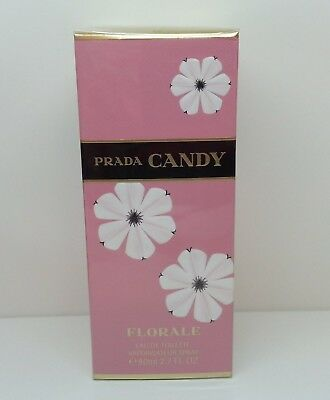 Neu Prada Candy Florale Eau De Toilette 80 Ml Spray.