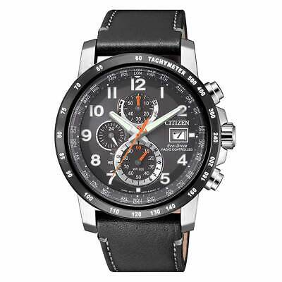 Citizen AT8124-08H Men's Eco-Drive Radio-Controlled Chrono Watch