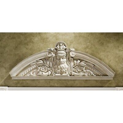 Ancient Greek God Titan wall Pediment Prometheus European Sculpture Replica