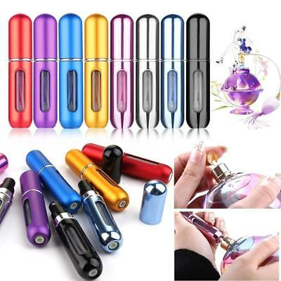 5ML Refillable Bottiglia di profumo perfume Atomizer Pump Spray bottle Empty