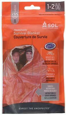 Advanced Medical Kits Survival Blanket (2 Person) - AW17 - One - Orange