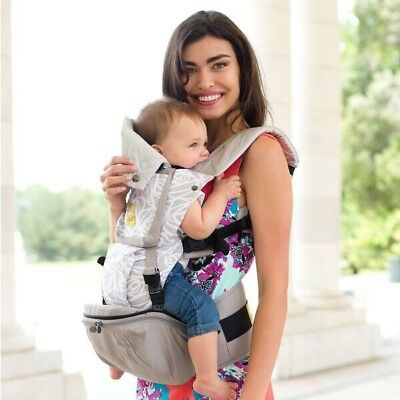 Lillebaby Seat Me All Seasons Baby Carrier Frosted Rose