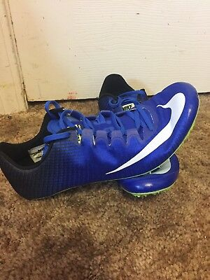 new york 657f6 86aa8 Nike Zoom Superfly Elite Racing Track Spikes 835996-413 Men s Size 11.5