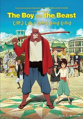 The Boy and the Beast (DVD,2016)
