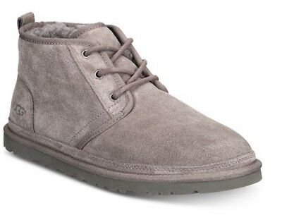 4963c02b38a NEW MEN 2019 Ugg Neumel Boots Shoes Charcoal Pure Wool Original 3236