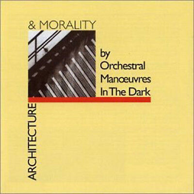 Orchestral Manoeuvres In The Dark Architecture Morality 1981 Cd Synth New