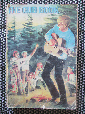 The Cub Book Boy Scouts of Canada (Vintage)