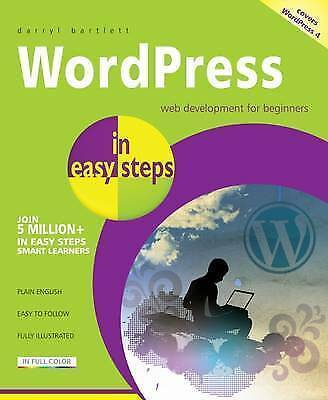WordPress In Easy Steps Web Development For Beginners Plain English Illustrated