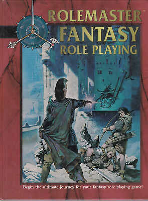 Rolemaster - Fantasy Role Playing. Core Rulebook