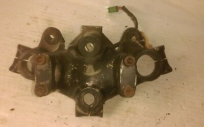 Suzuki Gs850 Top Yoke # No Key