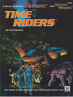 Rolemaster / Space Master - Time Riders