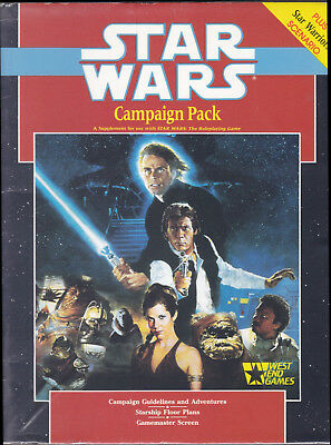 Star Wars Roleplaying Game - Campain Pack