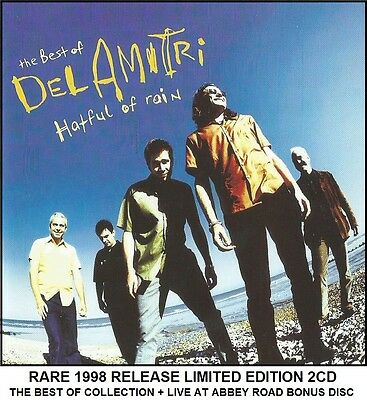 Del Amitri Very Best Greatest Hits Collection RARE Limited Edition 2CD Rock Pop