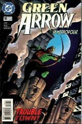 Green Arrow (Vol 1) # 109 Fine (FN) DC Comics MODERN AGE